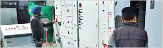 electrical control panel testing service repairs india punjab ludhiana