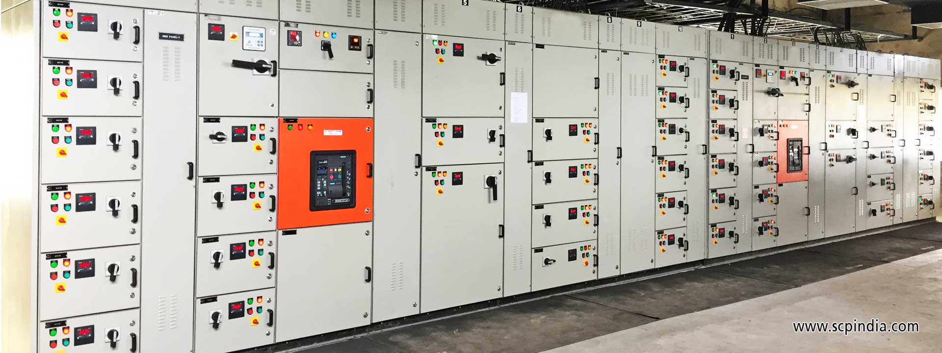 electrical control panels manufacturers exporters in india punjab ludhiana
