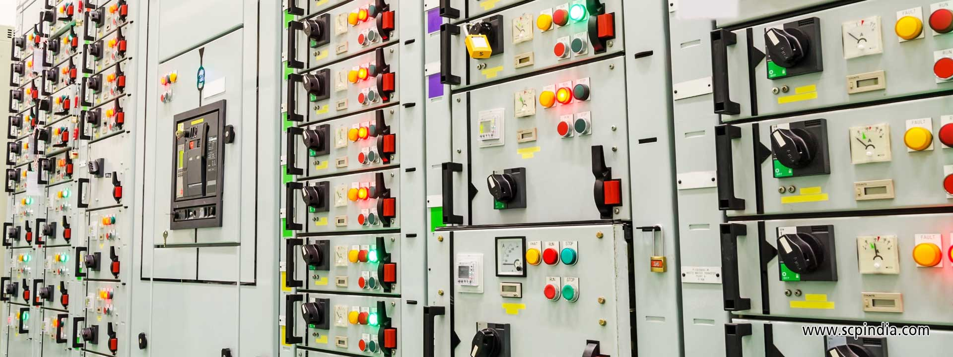 power distribution control panels manufacturers exporters in india punjab ludhiana
