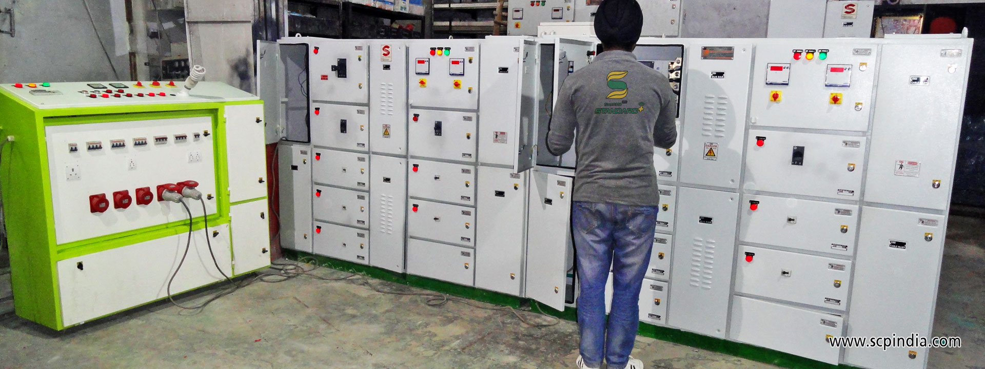 control panels manufacturers exporters companies in india punjab ludhiana